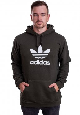 Adidas - Trefoil Night Cargo - Hoodie