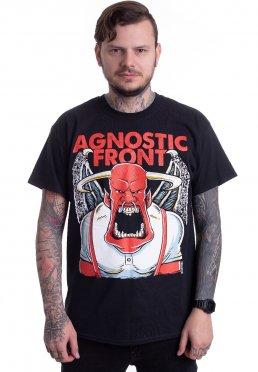 Agnostic Front - Devil - T-Shirt