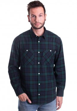 Carhartt WIP - Sloman L/S Sloman Check/Colony/Hedge - Shirt