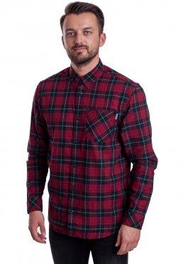 Carhartt WIP - Swain L/S Swain Check/Mulberry - Shirt