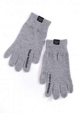 Cheap Monday - Magic CM Grey - Gloves