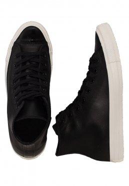 Converse - Chuck Taylor All Star Hi Black/Black/Vintage White - Girl Shoes