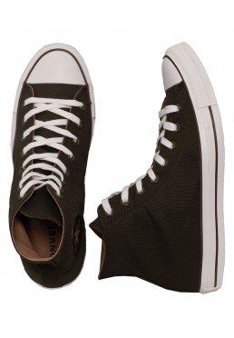 Converse - Chuck Taylor All Star Hi Utility Green/Teak/White - Shoes