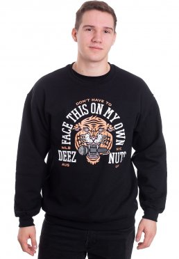 Deez Nuts - Tiger Mic - Sweater