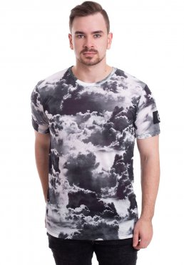 HYPE. - Clouds Black - T-Shirt
