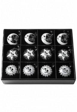 Killstar - Hexmas Pack Of 12 - Ball Set