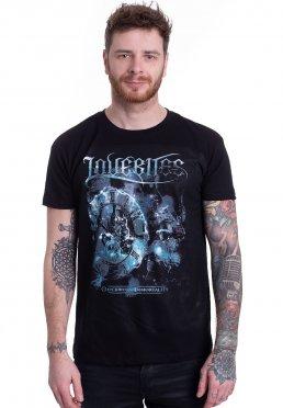 LOVEBITES - Clockwork Immortality Cover - T-Shirt