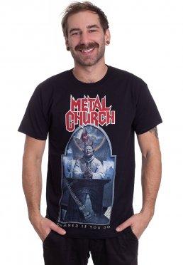 Metal Church - Damned If You Do - T-Shirt