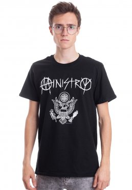 Ministry - Great Seal - T-Shirt