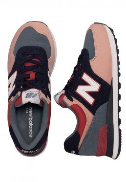 New Balance - WL574INA Light Petrol - Girl Shoes
