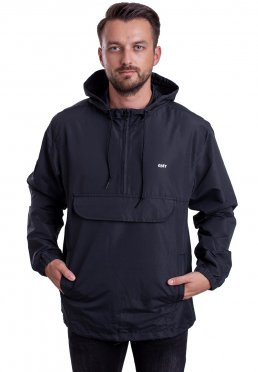 Obey - Crosstown II Black - Windbreaker