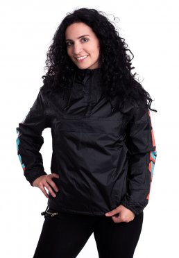 Obey - Obey New World 2 Black - Windbreaker