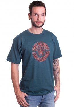 Obey - Obey Visual Fidelity Pine - T-Shirt