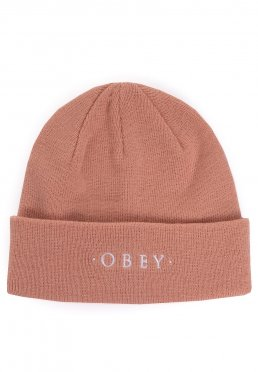 Obey - Union Dusty coral - Beanie