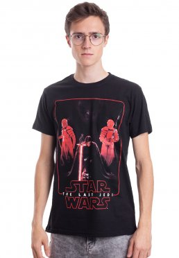 Star Wars: The Last Jedi - The Dark Side Composite - T-Shirt