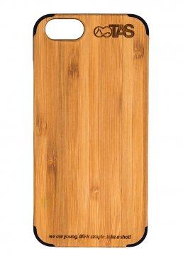 Take A Shot - Clear Bamboo - iPhone 6 Case