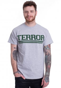 Terror - Cabal Retaliation Sportsgrey - T-Shirt