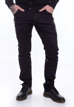 Vixxsin - Dante Black - Pants