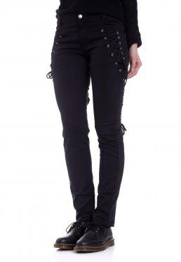 Vixxsin - Illuminate Black - Pants