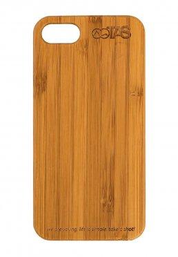 Take A Shot - Clear Bamboo - iPhone 7 Case