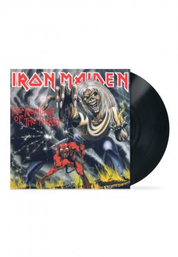dd5a547f9d337d Add to favorites · Iron Maiden - The Number Of The Beast - LP