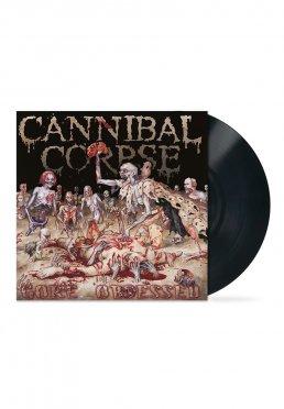 f83358d5774 Přidat do seznamu přání · Cannibal Corpse - Gore Obsessed Reissue - LP