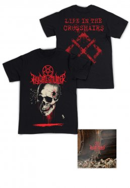 8601bffb Add to favorites · Thy Art Is Murder - Human Target Crosshairs Special Pack  - T-Shirt