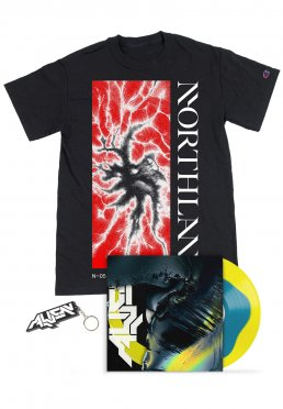 e4fb5bdc Aggiungi alla Wishlist · Northlane - Alien Colored Vinyl Special Pack - T- Shirt