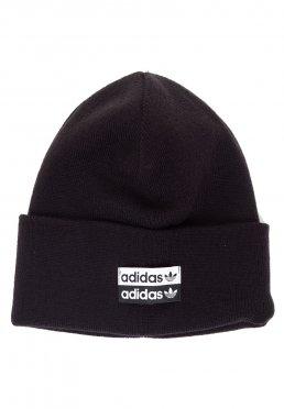 36eb938fa4 Přidat do seznamu přání · Adidas - Cuff Knit Black White - Beanie
