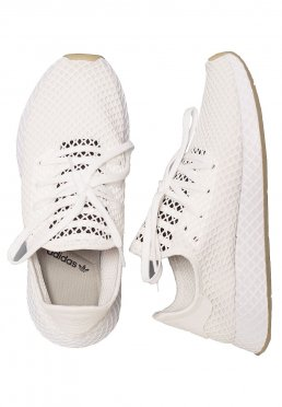 4a7a5f8fc7e39 Zu Favoriten hinzfügen · Adidas - Deerupt Runner FTWR White Core  Black Sesame - Shoes