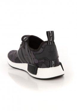 a3dd9939620 Adidas - NMD R1 Core Black Grey Four Grey Five - Boty