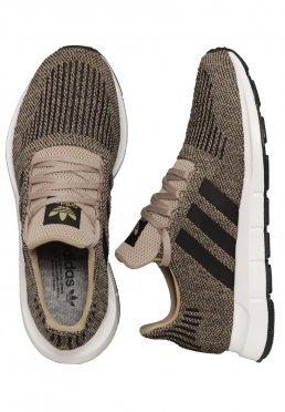 524de545e47 Add to favorites · Adidas - Swift Run Gold Core Black Ftw White - Shoes