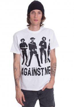 f1e0b9a82 Against Me! - Official Merchandise Shop - Impericon.com UK