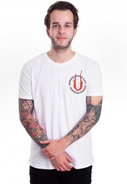 46d2b80b1ab Add to favorites · August Burns Red - Inhale Exhale White - T-Shirt