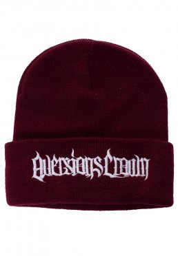 4637f74697038 Adicionar aos Favoritos · Aversions Crown - New Logo Burgundy - Long Beanie