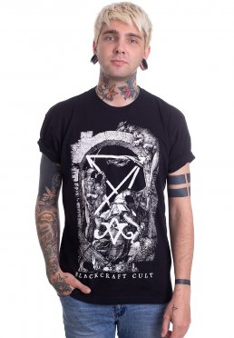 aa06ded61 Add to favorites · Black Craft Cult - Lucifer's Gateway Black - T-Shirt