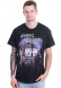 T-shirts Kleidung & Accessoires Black Sabbath The End Grim Reaper T-shirt