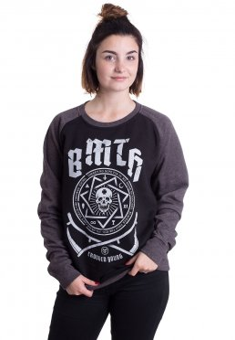 Add to favorites · Bring Me The Horizon - Crooked Black Charcoal - Sweater 1e9624ecd