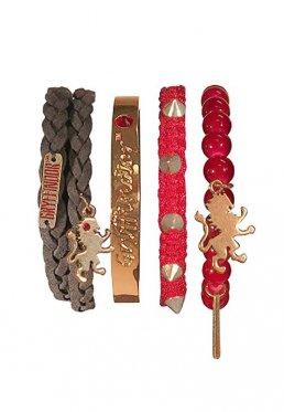 ... Harry Potter - Gryffindor Bracelet Set - Bracelet Set 3aef707bf2d7