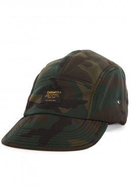Carhartt WIP - Military Logo Camo Combat Green - Lippis d0e5f80de0