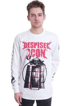 4c77e7d782 ... Despised Icon - Chains White - Longsleeve