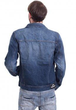 65503fe9da3 Add to favorites -25% Dr. Denim - Dwight Worn Mid Blue - Jeans Jacket