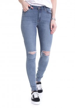 939d0780b9a Add to favorites · Dr. Denim - Lexy Light Stone Destroyed - Jeggings