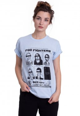 online store b4752 d96c8 Foo Fighters Merch ¦ Impericon - Is someone getting the best...