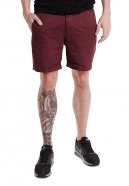b043723fd19 Add to favorites · Globe - Goodstock Chino Oxblood - Shorts