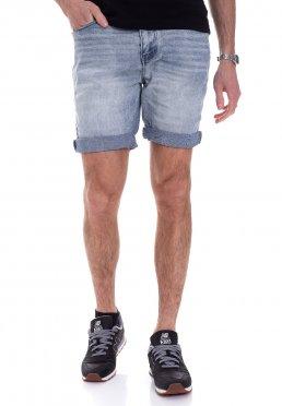 df41721e126 Add to favorites · Globe - Goodstock Denim Walkshort 2.0 Typhoon Blue -  Shorts