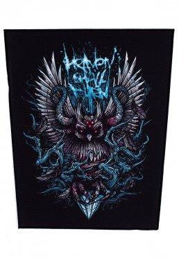 6e61a829adeede Zu Favoriten hinzfügen · Heaven Shall Burn - New Blue Owl - Backpatch