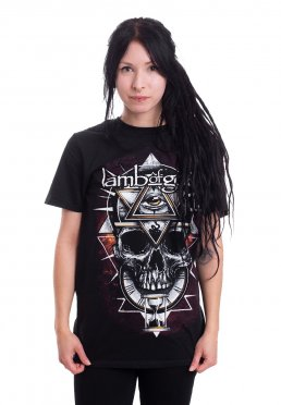 Slayer Conjoined Skeleton Girls T Shirt Plus Size