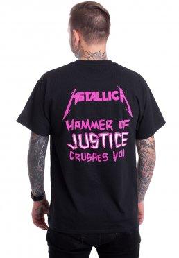 d072c3c8 Metallica - Official Merchandise Shop - Impericon.com UK