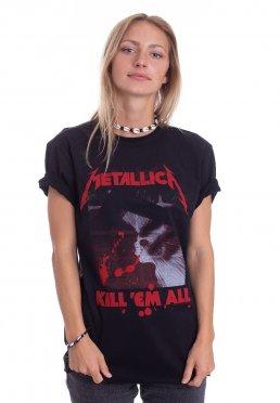8e00c6d1f43f Toevoegen aan wensenlijst · Metallica - Kill Em All - T-Shirt